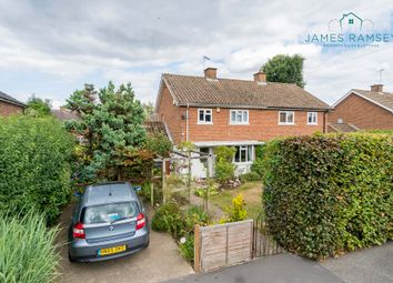 Thumbnail 3 bed semi-detached house for sale in Little Green Lane, Chertsey