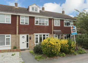 Thumbnail 4 bed terraced house for sale in Prospect Road, Minster, Ramsgate