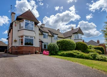 Thumbnail 4 bed semi-detached house for sale in West Garth Road, Exeter