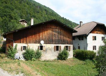 Thumbnail Town house for sale in 99 Route De Saint-Jeoire, Immeuble Les Contamines Chef-Lieu, 74470 Bellevaux, France