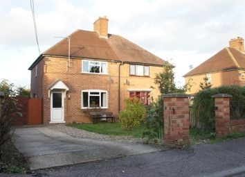 Thumbnail 3 bed semi-detached house for sale in Newton Road, Whittlesford