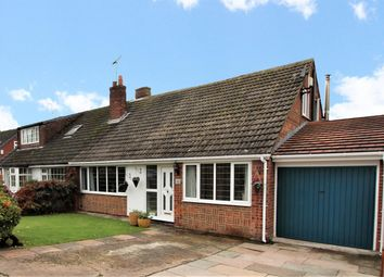 Thumbnail 3 bed semi-detached house for sale in Top Road, Kingsley, Frodsham