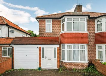 Thumbnail 3 bed property to rent in Orchard Gate, Wembley