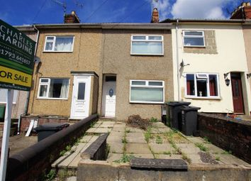 Thumbnail 2 bedroom terraced house for sale in Kingshill Road, Swindon
