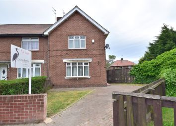 Thumbnail 2 bedroom end terrace house for sale in Halstead Square, Sunderland