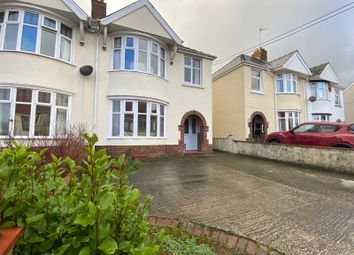 Thumbnail 3 bed semi-detached house for sale in Murray Road, Milford Haven, Pembrokeshire