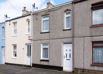 2 bed terraced house for sale in Cliff View Terrace, Camborne TR14