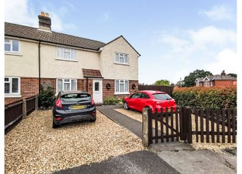 3 bed semi-detached house for sale in Wodehouse Road, Itchen, Southampton SO19