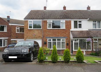 Thumbnail Semi-detached house for sale in Hassall Close, Bishops Tachbrook, Leamington Spa