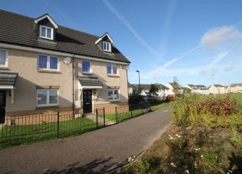 Thumbnail 4 bed terraced house for sale in Russell Way, Bathgate