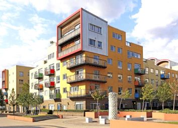 Thumbnail 2 bed flat to rent in Holly Court, Greenroof Way, Greenwich, London