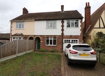Thumbnail 4 bed semi-detached house for sale in Chitts Hill, Lexden, Colchester