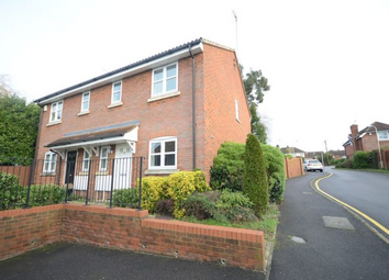 Thumbnail 2 bed end terrace house to rent in Orpington Close, Twyford, Reading