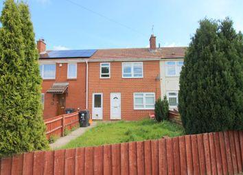 Thumbnail 3 bedroom terraced house for sale in Buckhurst Crescent, Swindon
