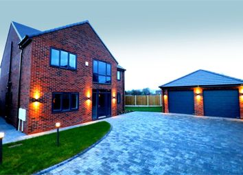 Thumbnail 5 bed detached house for sale in Plot 14 Fullerton Close, Vale Road, Thrybergh, Rotherham, South Yorkshire