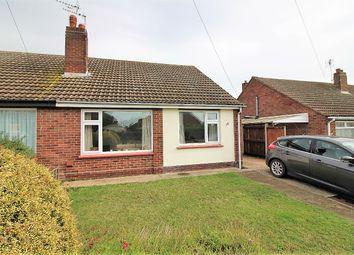 Thumbnail 2 bed semi-detached bungalow for sale in Clapgate Drive, Little Clacton, Clacton On Sea