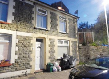 Thumbnail 3 bed end terrace house for sale in Protheroe Street, Ferndale
