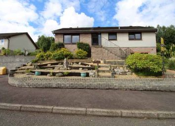 Thumbnail 3 bed bungalow for sale in Ravenscroft Road, Lochearnhead, Perthshire