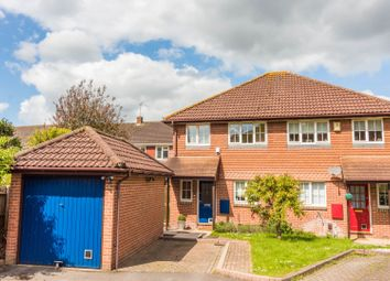 Thumbnail 3 bed semi-detached house for sale in Goldcrest Way, Tilehurst, Reading