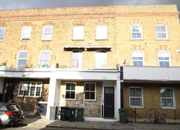 Thumbnail 3 bed flat to rent in Railton Road, London