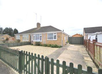 Thumbnail 2 bed semi-detached bungalow for sale in Woolstrop Way, Quedgeley, Gloucester