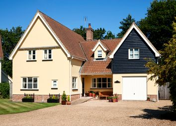 Thumbnail 4 bed detached house for sale in Old Priory Gardens, Wangford, Beccles