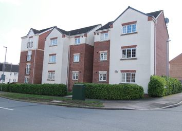 Thumbnail 2 bed flat for sale in Black Rock Way, Mansfield