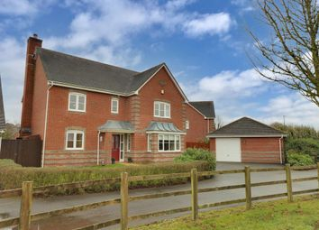 Dorset Crescent, Worting, Basingstoke RG22. 5 bed detached house for sale