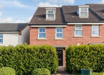 Thumbnail 3 bedroom end terrace house for sale in Perry Road, Bristol, North Somerset