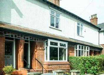 Thumbnail 3 bed terraced house for sale in Charter Road, Altrincham