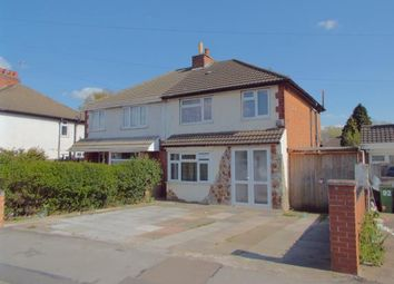 3 bed semi-detached house for sale in Narborough Road South, Braunstone Town, Leicester, Leicestershire LE3