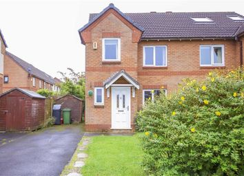 Thumbnail 3 bed semi-detached house for sale in Montgomery Close, Baxenden, Lancashire