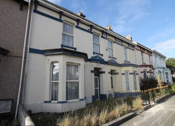 Thumbnail 4 bedroom terraced house for sale in St. Judes Road, Plymouth