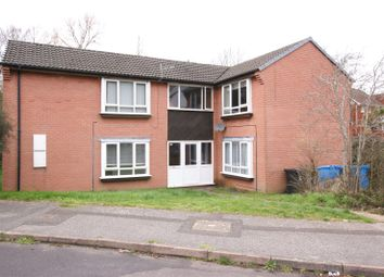 Thumbnail 1 bed flat to rent in Hooke Close, Poole, Dorset