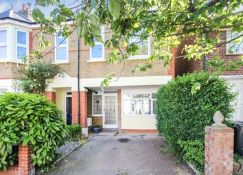 Thumbnail 4 bed end terrace house for sale in Gordon Road, Wanstead, London