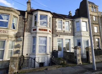 Thumbnail 3 bedroom maisonette for sale in Clevedon Road, Weston-Super-Mare