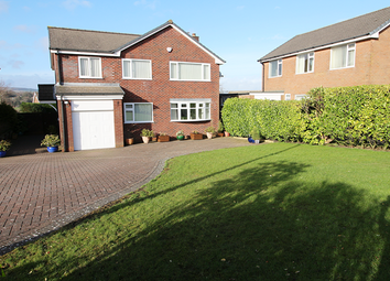 Thumbnail 4 bedroom detached house for sale in Amberley Close, Ladybridge