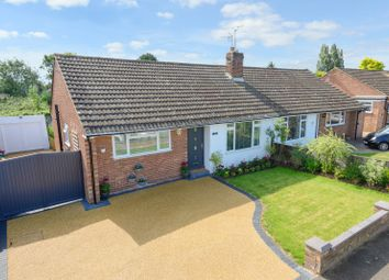 Thumbnail 2 bed bungalow for sale in The Pastures, Kennington, Ashford