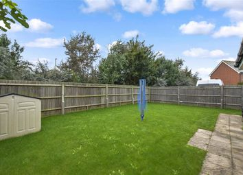 Thumbnail 4 bed detached house for sale in Faulkner Gardens, Littlehampton, West Sussex