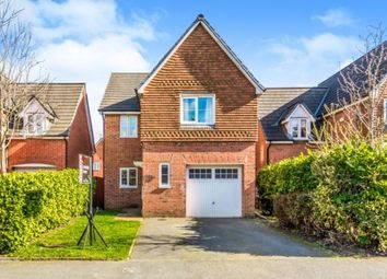 Thumbnail 4 bed detached house for sale in Cover Drive, Rochdale, Greater Manchester