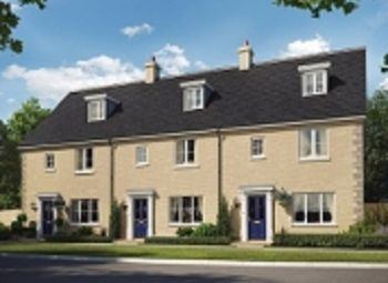 Thumbnail 3 bed terraced house for sale in The Alexius At St James Park, Off Cam Drive, Ely