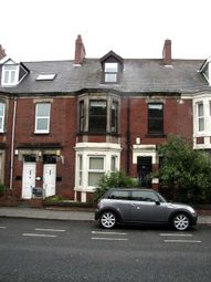 Thumbnail 7 bed terraced house to rent in Sandyford Road, Sandyford, Newcastle Upon Tyne