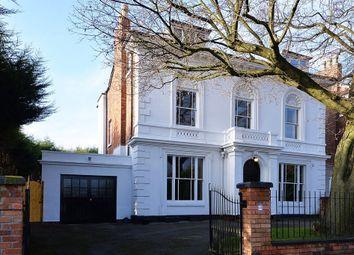 Thumbnail 6 bed detached house for sale in Clarendon Road, Edgbaston, Birmingham