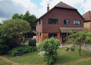 Thumbnail 4 bed detached house to rent in Rowan Close, Staple, Canterbury