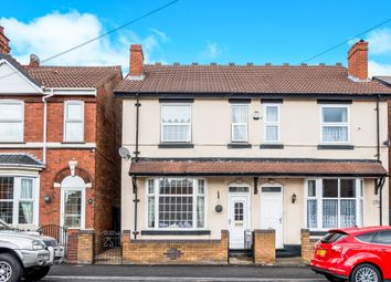 Thumbnail 5 bedroom semi-detached house for sale in Hydes Road, Wednesbury