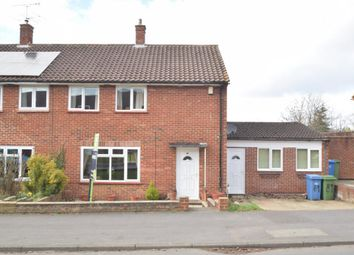 Thumbnail 3 bed semi-detached house for sale in Priestwood, Bracknell