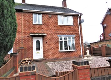 Thumbnail 3 bed semi-detached house for sale in Beckhampton Road, Arnold, Nottingham