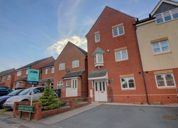 Thumbnail 4 bed end terrace house for sale in Wavers Marston, Marston Green, Birmingham