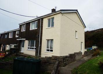 Thumbnail 4 bed end terrace house for sale in Bryn Y Mor Terrace, Aberaeron