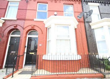 Thumbnail 2 bed terraced house to rent in Imrie Street, Walton, Liverpool